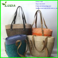 various beautiful straw bags Manufactures
