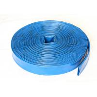 Heavy Duty PVC Hose , PVC Delivery Hose / Pipe / Tubing For Drag Drainage