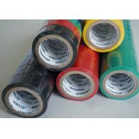 Green / Red / Black Single Side Adhesive Insulation Tape for Cables and Wires Manufactures