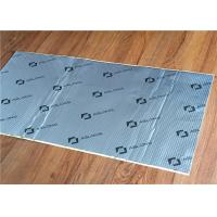 OEM Vibration Damping Pads , Rubber Isolation Pads For Engine Noise / Sound Reduction Manufactures