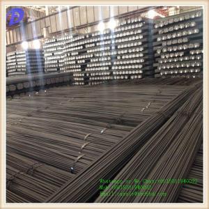 China HRB400 G60 8mm 10mm 12mm High Quality Steel Rebar, reinforcing deformed steel bar iron rods rebar for construction on sale