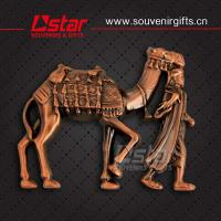 China metal fridge magnet,metal souvenirs,crafts and other  tourism souvenirs on sale