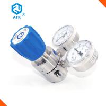Co2 Nitrogen Semiconductor Diaphragm Seal Pressure Gauge SS316 L Pressure Reducer Manufactures