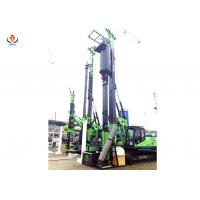 Better Ground Vibroflot Drive Pile Machine  180 KW  Silty Clay Soil Improvement Manufactures