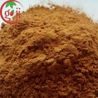 Ningxia Pure Freezed Dried goji powder 100% Water Soluble Manufactures
