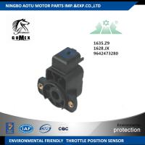 China TOYOTA Throttle Position Sensor 1635Z9 1628JX 9642473280 For CITROEN  PEUGEOT on sale
