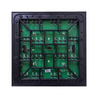 China Full Color P16 Outdoor Led Display , Front Maintenance Led Screen Panel on sale