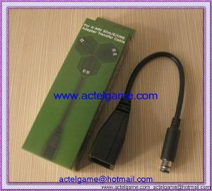 Xbox360 to Xbox360 E power transfer cable Xbox360 E game accessory Manufactures