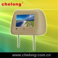 Car LCD monitor /8.5 Headrest TFT LCD Monitor with pillow Manufactures