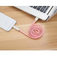 Durable Multi USB Charging Cable For IPhone X / 8 / 2 In 1 Android Charging Cable Manufactures