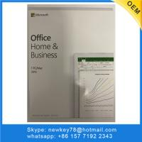 Windows 10 PC Office 2019 Home And Business With DVD Retail Package Activation Key Code Manufactures