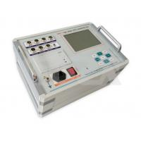 Compact Structure Circuit Breaker Analyzer Independent 12 Contacts Easy Operated Manufactures