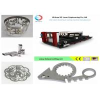 Two In One Metal Laser Cutting Machine For Stainless Steel , Fiber Laser Tube Cutting Machine Manufactures