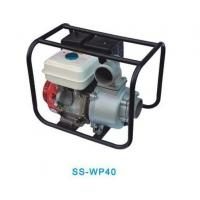 GASOLINE WATER PUMP SERIES SS-WP40 Manufactures