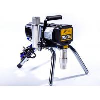 Putter 1500W Electric Airless Paint Sprayer For Oil Paint Protective Coating Manufactures