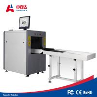 Hotels X Ray Inspection Machine Luggage Scanner High Precision , 0.2m/S Conveyor Speed Manufactures