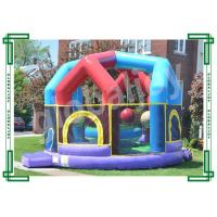 China Outdoor Wrecking Ball Game / Last Man Standing Inflatable Sweeper Game on sale