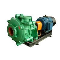 Large Flow Capacity Sand Slurry Pump For Gold Mining / Coal Washing / Tailing Manufactures