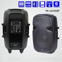 Professional 2 Way USB Active Speaker with Bluetooth PSA15U-EBT Manufactures