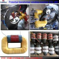 China Made In China High Efficiency Coil Winding Machine For Potential Transformer on sale