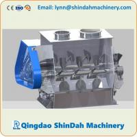 high performance competitive prices Horizontal Weightlessness Double Shaft Paddle Mixer Blender Manufactures