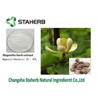 Crystal White Magnolia Officinalis Bark Extract 45%-95% Honokiol Solvent - Residual Free Manufactures