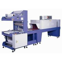 China Pvc Automated Shrink Wrap Machine , Shrink Wrap Packaging For Bottles on sale