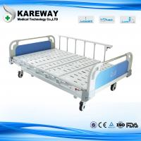 Heavy Duty Bariatric Hospital Bed , 1.2m Wide Home Health Care Beds With Wood Head Board Manufactures