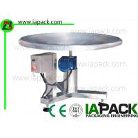China 220V Auxiliary Machinery Disc Arrange Machine For Food Packaging on sale