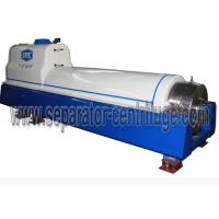 Two - Phase Versatile Chemical Decanter Centrifuge / Solid Bowl Centrifuges / Centrifugal Decanter Manufactures