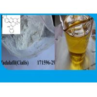 CAS 171596-29-5 Cialis Tadalafil Powder Sex Enhancing Drugs For Erectile Dysfunction Treament