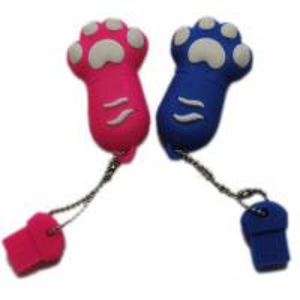 Cartoon Rubber USB Flash Drive (UC013) Manufactures