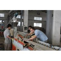PVC Ceiling Wall Panel Extrusion Production Line Manufactures