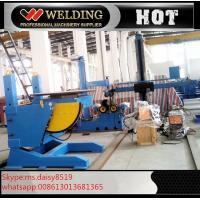 Lifting Height Adjustable Pipe Welding Rotary Positioner High Precision 300kg Manual Revolve Manufactures