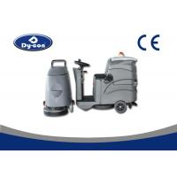 Nimble Intelligent Floor Scrubber Dryer Machine , Waterproof Floor Washing Machine Manufactures