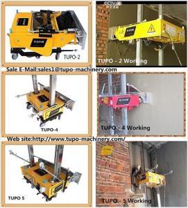China automatic plastering machine bangalore on sale