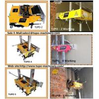 Quality wall plastering machine for sale