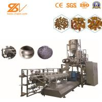 380V / 50HZ Animal Feed Processing Machine Dog Cat Pet Chews Treat Production Manufactures