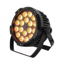 IP20 RGBWA 5 In1 Outdoor LED Par / 300 Watt Led Moving Head Lights Manufactures