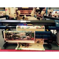 Epson Two Dx7 Print Head Large Format Uv Printer , Low Noise Manufactures