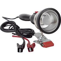 Portable DC12V 35W Working Light With Halogen Bulb / Two Battery Clips Manufactures