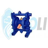 China Pneumatic Motor Dual Diaphragm Pump , Air Operated Diaphragm Pump Suppliers on sale