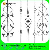 China hight quality wrought iron railing manufacturer in china on sale