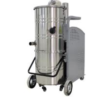 Self - Cleaning Industrial Wet Dry Vacuum Cleaners Ground Cement Powder Manufactures