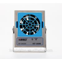 China Semiconductor Industry Usage Air Ionizer Fan With 1.4 - 3.2 M3/Min Air Volume on sale