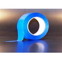 Smooth Rubber Mastic Colored Masking Tape For Sealing / Marking Manufactures