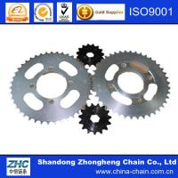 High Quality Cheap Price Saichao Motorcycle Sprocket Manufactures
