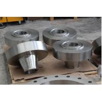 ASME B16.5 Forged Duplex Steel Flanges , Threaded Pipe Flange RF FF RTJ 150# - 2500# Manufactures