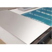1070 H18 Zinc Production Aluminum Sheet For Cathode Plate , Thickness 4-7mm Manufactures