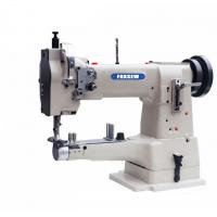 Single Needle Cylinder Bed Walking Foot Unison Feed Heavy Duty Lockstitch Sewing Machine for Tape Binding Manufactures